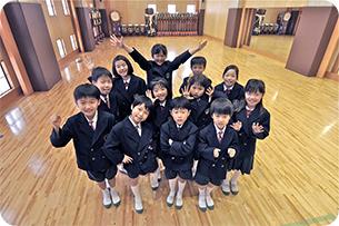 小学校の特徴