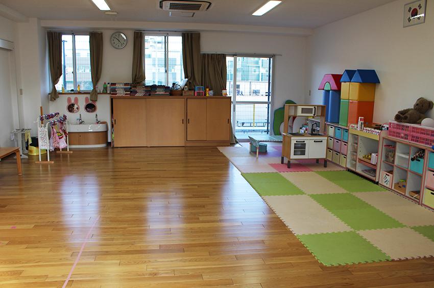 満3才児保育室