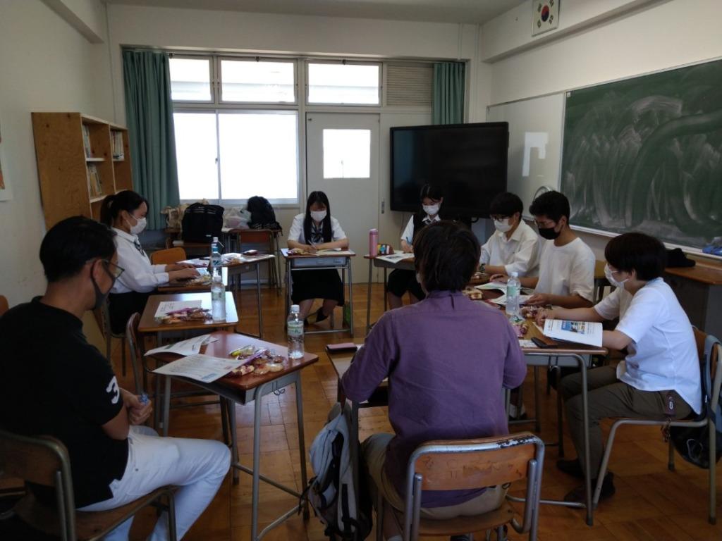 高校生徒会 「SDGs(LGBTQ)」勉強会の開催 (ご報告)